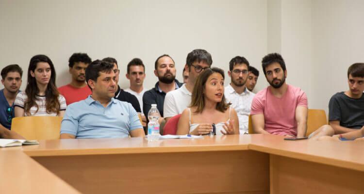 Éxito de participación en el I Encuentro de Empleabilidad en la Industria 4.0