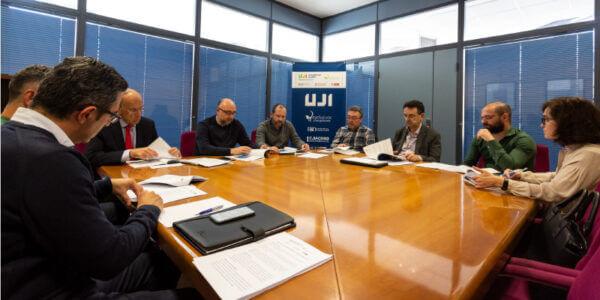 La Cátedra Industria 4.0 promoverá becas para estudiantado de la UJI